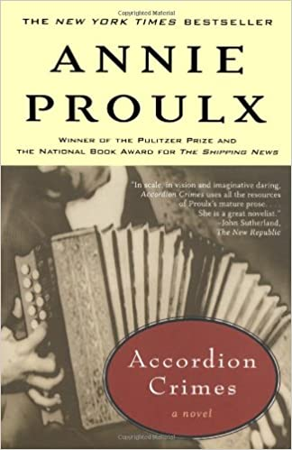 Accordion Crimes: Annie Proulx: 9780684831541: Amazon.com: Books