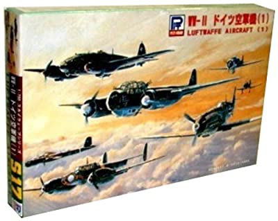 Skywave 1/700 WWII German Aircraft Set Model Kit