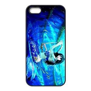 Anime Mermaid iPhone 5 5s Cell Phone Case Black SUJ8478215