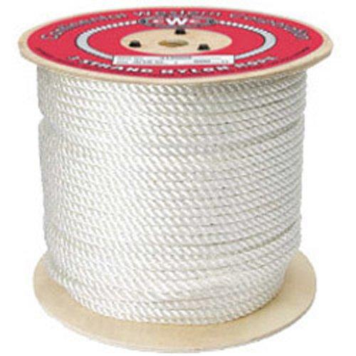 CWC 3-Strand Nylon Rope - 1/2