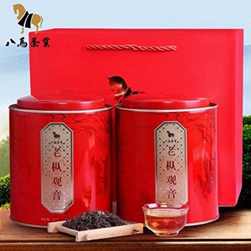 Chinese Oolong tea Tieguanyin tea Bama tea An'xi Tikuanyin tea 600g八马茶业 铁观音茶叶 by Yichang Yaxian Food LTD.