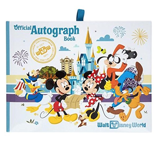 Autograph Mickey (Walt Disney World Four Parks Mickey Mouse Official Autograph Book)