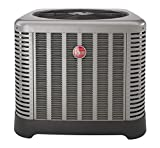 5 Ton Rheem 16 SEER R410A Two-Stage Heat Pump Condenser (Classic Series)
