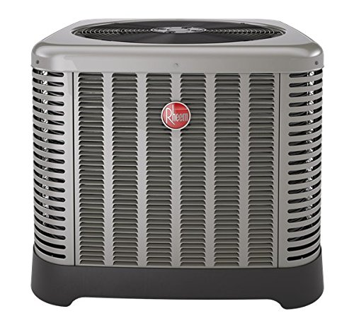 2 Ton Rheem 16 SEER R410A Two-Stage Heat Pump Condenser (Classic Series) by Rheem