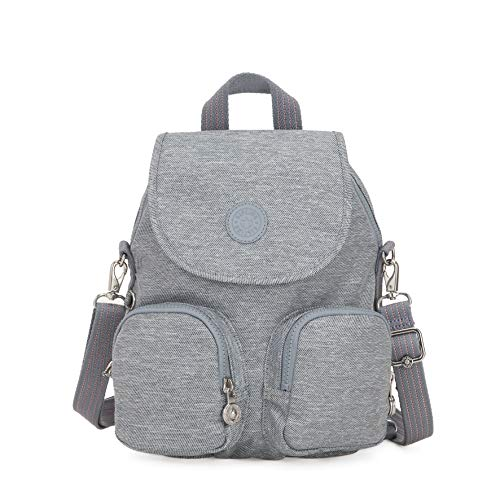 Kipling Firefly Up Medium Backpack Cool Denim -
