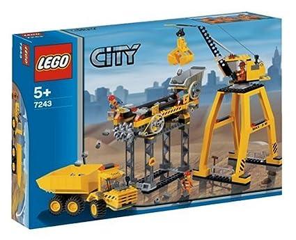 Lego 7243 City Construction Set