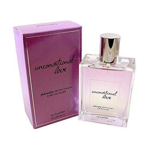 Philosophy Unconditional Love Eau De Parfum Spray for Women, 4 Ounce