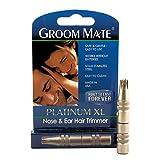 : Groom Mate Platinum XL Nose & Ear Hair Trimmer