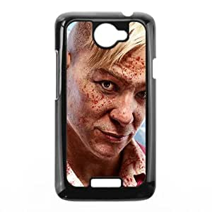 HTC One X Cell Phone Case Black Far Cry 4 Pagan Min 011 Zoomw