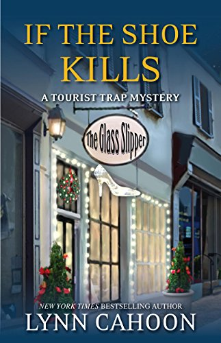 Shoe Kills Tourist Trap Mystery ebook product image