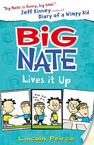 Big Nate Lives It Up pdf