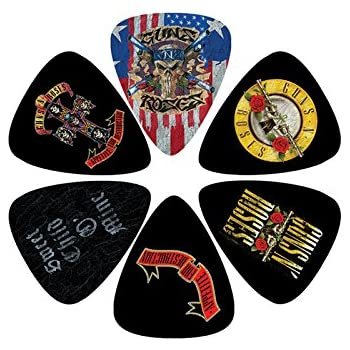 Perris Leathers LP-GR2 Guns N Roses Guitar Pick Pack