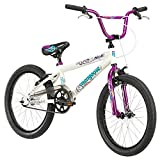 Mongoose Slyde 20 Inch Girl's BMX Bike