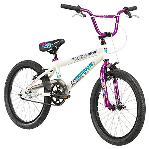 Mongoose Slyde 20 Inch Girl's BMX Bike by Mongoose Slyde