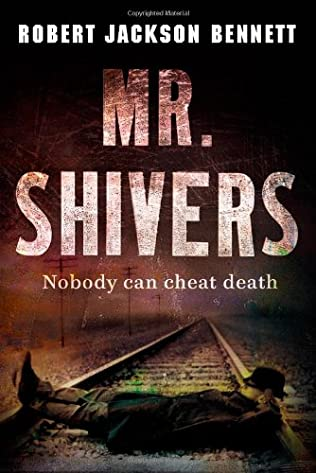 book cover of Mr. Shivers