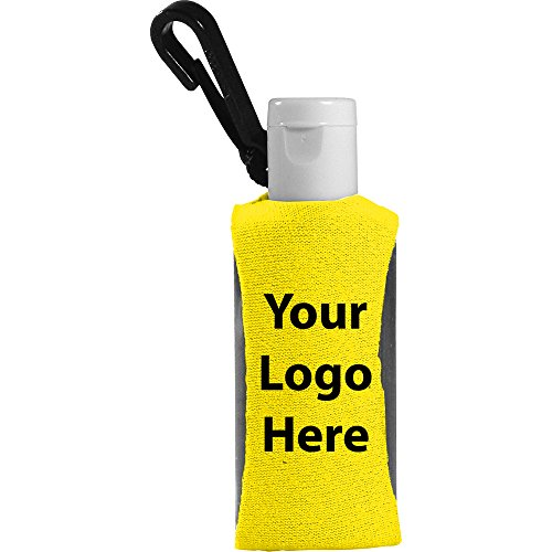 1 Oz. Purell Sanitizer w/ Travel Sleeve - 250 Quantity - $2.35 Each - PROMOTIONAL PRODUCT / BULK / BRANDED with YOUR LOGO / CUSTOMIZED by Sunrise Identity