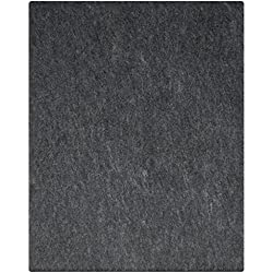 "Armor All AAGFMC17 Charcoal 17' x 7'4"" Garage Floor Mat"