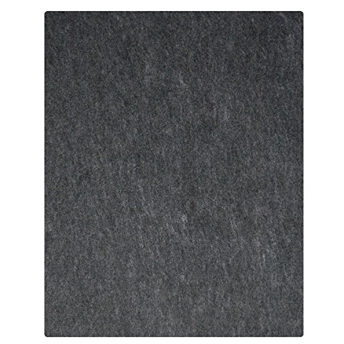 Armor All AAGFMC17 Charcoal 17' x 7'4'' Garage Floor Mat by Armor All