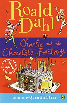 Charlie and the Chocolate Factory 0553152483 Book Cover