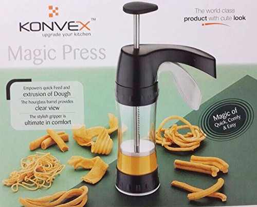 Want Konvex Magic Press Snack And Namkeen Maker Kitchen Press Stylise