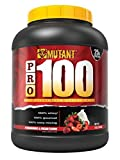 Mutant PRO 100 Whey, Delicious High Quality Gourmet Protein Powder, Strawberries & Cream, 4 Pound by Mutant