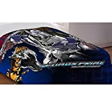 Transformers Optimus Prime Age of Extinction microfiber twin comforter