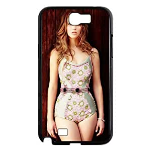 DIY Printed Iron Man hard plastic case skin cover For Samsung Galaxy Note 2 N7100 SN9V892438
