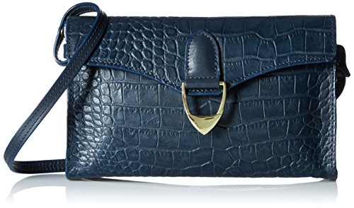 Hidesign Women's Wallet (Medium Blue)