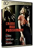 Crime And Punishment - 80th Anniversary
