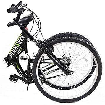 Bicicleta plegable jordan