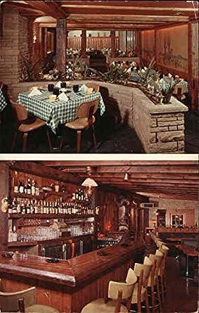 The Corral Beloit, Wisconsin Original Vintage Postcard