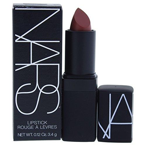NARS Semi-Matte Lipstick, Pigalle (Best Lipstick For Over 50)