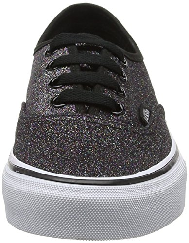 U Authentic Zapatillas Negro Unisex Glitter Vans d5zqd