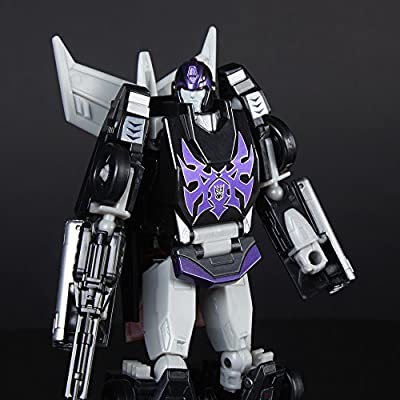Transformers: Generations Power of the Primes Leader Evolution Rodimus Unicronus: Toys & Games