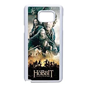 Samsung Galaxy Note 5 Cell Phone Case White The Hobbit DY7703304