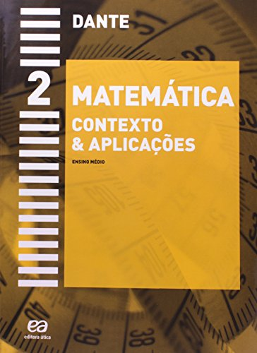 Matemática. Contexto e Aplicações - Volume 2
