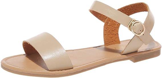 Sandales Femmes Mode Espadrille Sandals Talon Compens/é Plateforme /Ét/é Casual Romaines Sandals Chaussures de Voyage Pas Cher