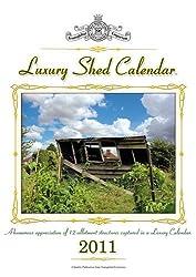 Luxury Shed Calendar