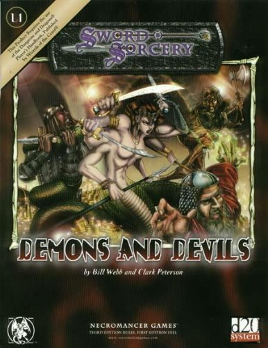 Demons and Devils (Sword & Sorcery)