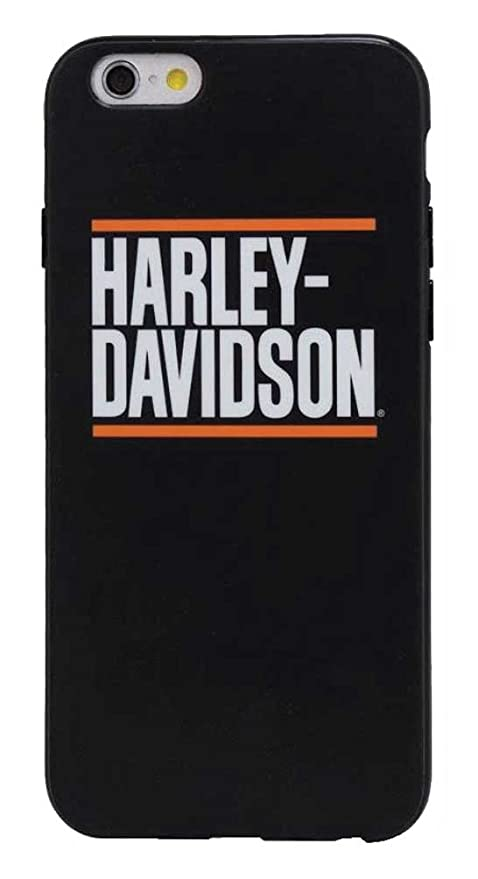 timeless design adadd 85979 Amazon.com: Harley-Davidson Men's H-D Block Script iPhone 7 Phone ...