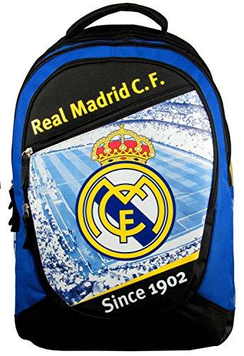 Zaino Scolastico Real Madrid – Collezione Ufficiale: Amazon.it ...