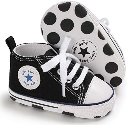 Sneaker Anti Slip Newborn Walkers Canvas product image