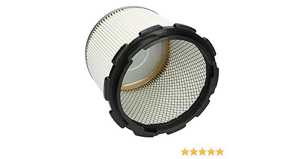 Para uso h/úmedo y seco Wessper Filtro de cartucho para aspirador Nilfisk ALTO Wap Aero 300