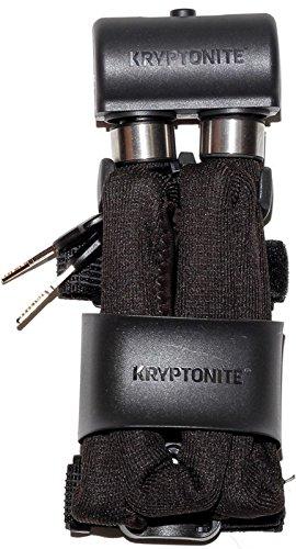 Kryptonite Keeper Foldable Lock Black product image