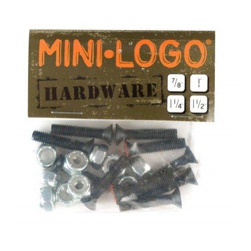 Mini-Logo Skateboard Hardware (1.25-Inches)