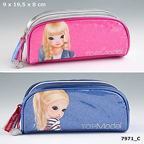 Estuche Tubular Top Model Friends: Amazon.es: Equipaje