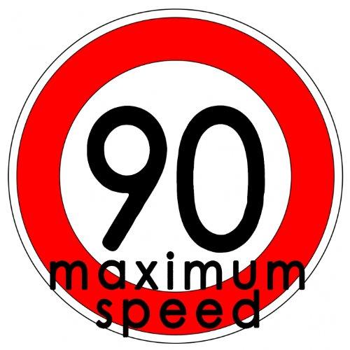 - 90 Maximum Speed (Sound of Ninety Italian Rare Tracks)
