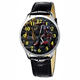 LCW084-1 New Transformers Optimus Prime Stainless Wristwatch Wrist Watch