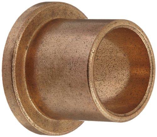 Powdered Metal Pack of 3 Bunting Bearings AA1011 Sleeve Plain SAE 841 5//8 Bore x 1 OD x 1-1//2 Length Bearings