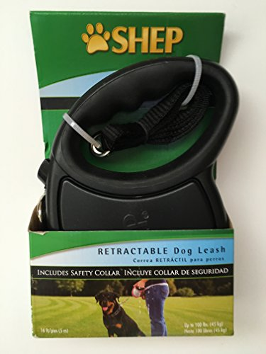 Retractable Dog Leash Red...
